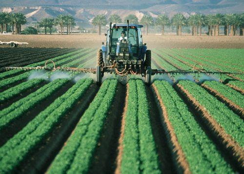 「食料飢饉に立ち向かう農薬市場」