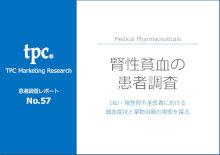 腎性貧血に関する患者調査の結果を発表